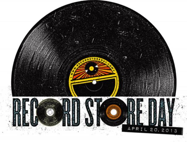Record Store Day April 20. 2013