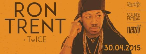 RON TRENT @ ROOTS Corte Radisi (Verona). Thursday 30th April 2015