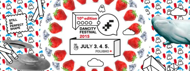 DANCITY FESTIVAL 2015 (Foligno)- 3-6, July 2015