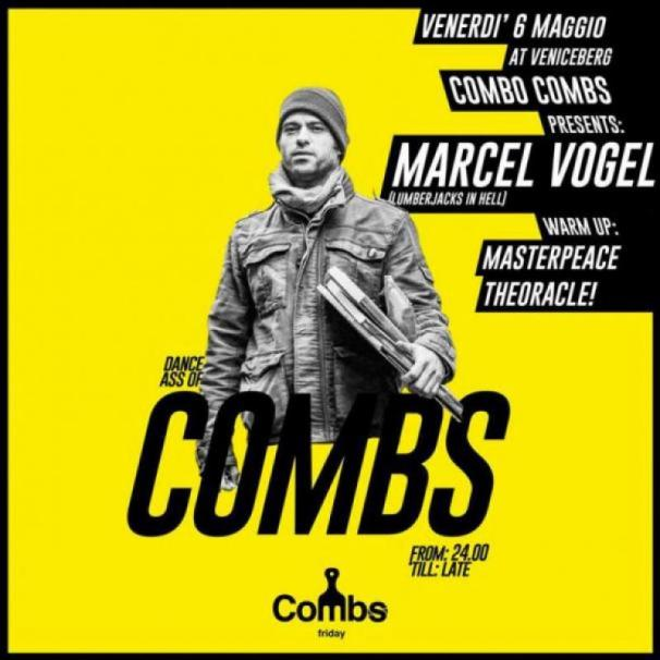 COMBO COMBS Season 2 - Grand Finale with MARCEL VOGEL