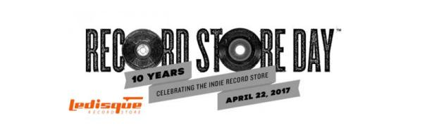 RECORD STORE DAY 2017 - PARTY IN STORE