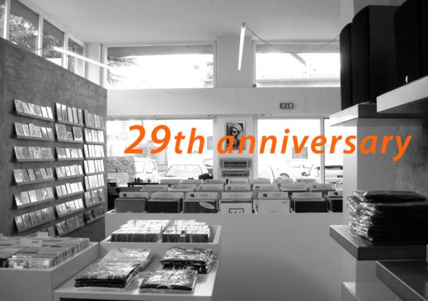 29 Years of.. Le Disque Record Store