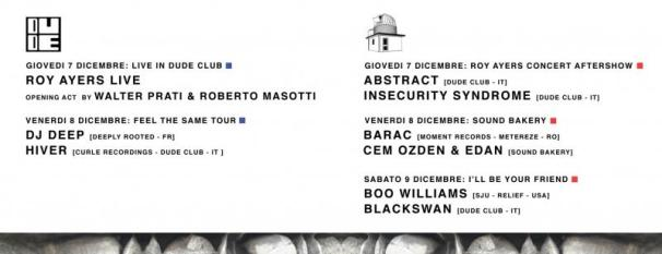 Dude Club Milano