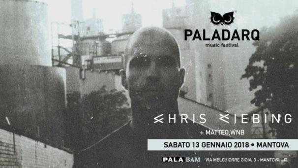 Paladarq presents: Chris Liebing
