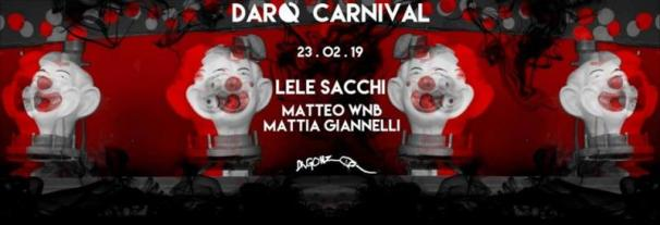 Darq Carnival 2019 in Under Qloom