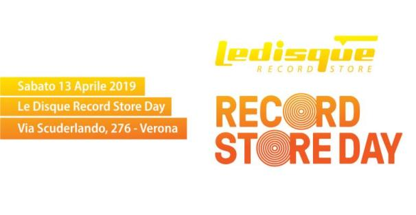 Record Store Day 2019 - Le Disque Record Store