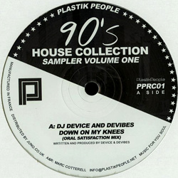 90's House Collection Sampler Volume One
