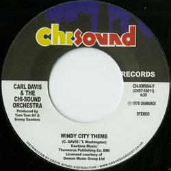 Carl Davis The Chi Sound Orchestra Windy City Theme Windy City Theme
