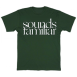 SF Logo Tee - Forest Green XL