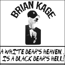 A White Bear's Heaven...Is A Black Bear's Hell!