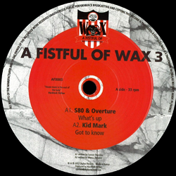 A Fistful Of Wax 3