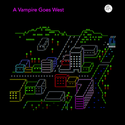 A Vampire Goes West