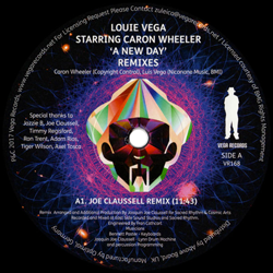 A New Day Remixes ( Joe Claussell, Ron Trent Remixes )