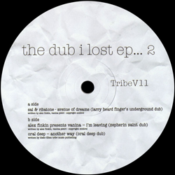 The Dub I Lost Ep...2 ( Larry Heard Remix )