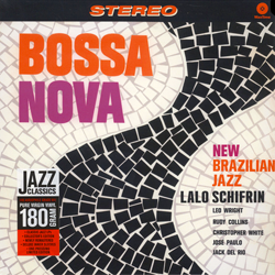 Bossa Nova New Brazilian Jazz