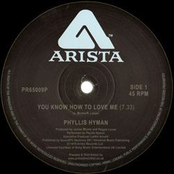 You Know How To Love Me / Living Inside Your Love