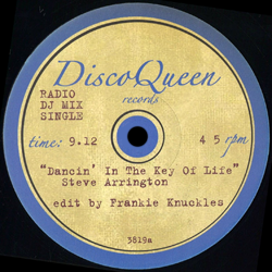 Dancin' In The Key Of Life / Disco Party