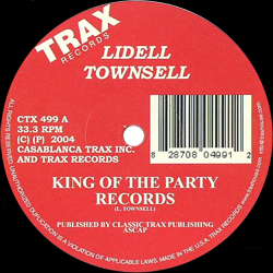 King Of The Party Records