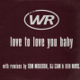 Love To Love You Baby ( Tom Moulton, DJ Cam Rmxs )