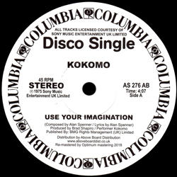 Use Your Imagination ( Danny Krivit Edit )