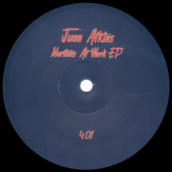 Martians At Work EP