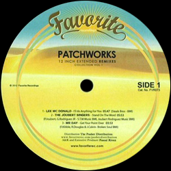 12inch Extended Remixes Vol 1