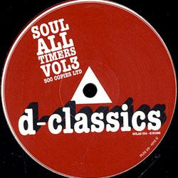 Soul All Timers Vol 3