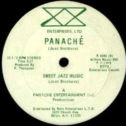 Panache ( Just Brothers > Sweet Music, Vinyl